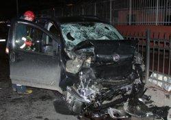 Şişli'de kaza: 7 yaralı