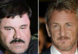 Uyuşturucu baronu Guzman'ı Sean Penn'le buluşması ele verdi