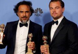 Di Caprio, Altın Küre'de 'dirildi'