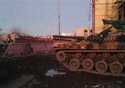 Sur'da 3 asker yaralandı