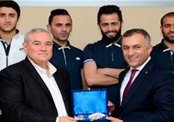 Yüksekovalı futbolcular Antalya'da