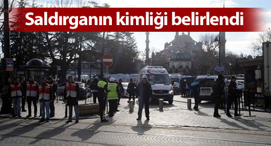 İstanbul Emniyeti: Saldırganın kimliği belirlendi