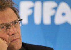 FIFA, Genel Sekreteri Valcke'yi görevden aldı