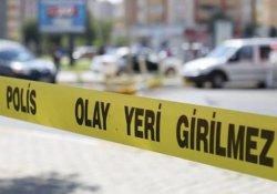 Ankara'da bir polis vuruldu