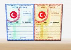'Nüfus cüzdanı' ibaresi yerine 'kimlik kartı' ibaresi kullanılacak