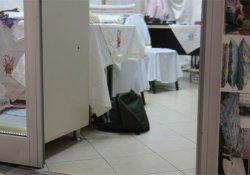 İçerisinde bomba olduğu sanılan çantadan mandalina çıktı