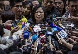 Tayvan'da seçimi bağımsızlık yanlısı muhalefet kazandı