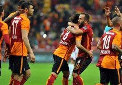 Galatasaray 7 maçtır yenilmiyor
