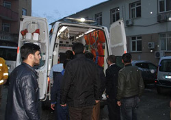 Şemdinli'de trafik kazası: 5 yaralı