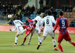 Beşiktaş Karabük'te mağlup