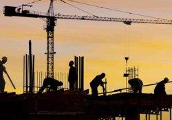 Bina inşaatı maliyet endeksi 4'üncü çeyrekte azaldı