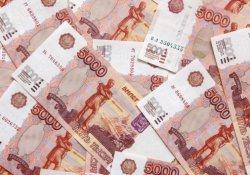 Ruble'de tarihi düşüş