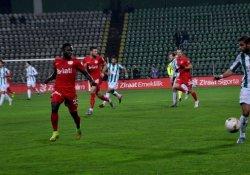 Giresunspor 0-1 Antalyaspor