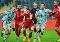 Fenerbahçe zorlandı
