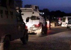Van'da roketatarlı saldırı