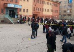 Diyarbakır'da okulda patlama