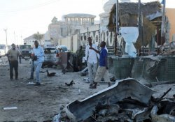 Somali'de intihar saldırısı: 20 ölü