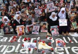 Cumartesi Anneleri adalet istiyor: 'Cezasızlığa son' kampanyası