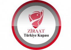 Türkiye Kupası'nda 6. hafta programı belli oldu