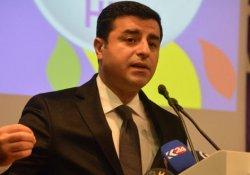 Demirtaş'ın Van programı iptal edildi