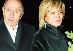 Nihat Özdemir'in eşi vefat etti