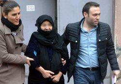 71 yaşındaki kadın 1 kilo uyuşturucu ile yakalandı