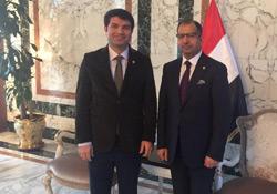 HDP'li Aslan Irak Meclis Başkanı ile görüştü