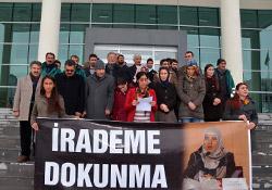 Erciş'te protestolar 15. haftasında