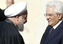Ruhani'den İtalya'ya 17 milyar euroluk ziyaret