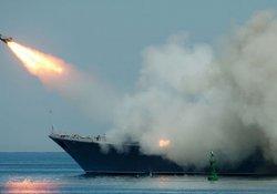 Rusya, denizden vurdu: 20 ölü