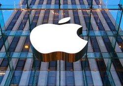 Apple'den tarihi rekor