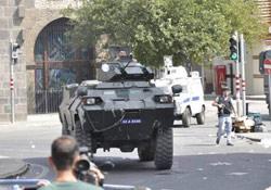 Sur'da 6 sokakta daha 'yasak' kalktı