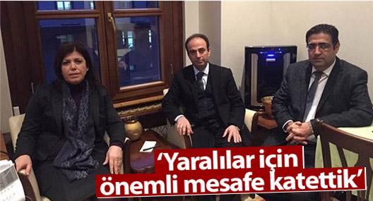 Osman Baydemir: Cizre'deki yaralılar için hatırı sayılır mesafe katettik