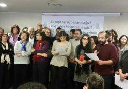Ege Üniversitesi'nde barış isteyen 11 akademisyene soruşturma