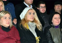 "CHP'lilerden ""tecavüz"" protestosu"