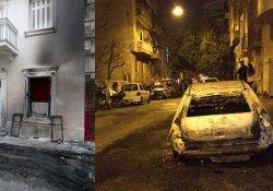 Çipras'ın başdanışmanının evine molotoflu saldırı