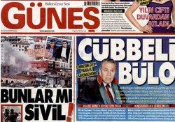 Arınç, hükümete yakın gazetelerin hedefinde
