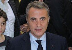 Fikret Orman: 'Vodafone Arena'da artık geri sayıma geçtik'