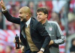 Pep Guardiola, Manchester City ile anlaştı