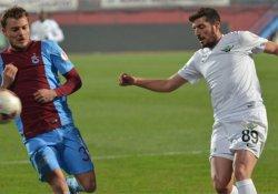 Trabzonspor 0-1 Akhisar Belediyespor