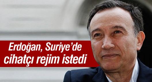 Heysem Menna: Erdoğan Suriye'de cihatçı rejim istedi