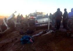 Antep'te feci kaza: 5 ölü, 2 yaralı