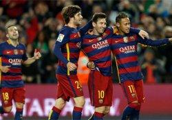 Barcelona'dan tarihi fark!