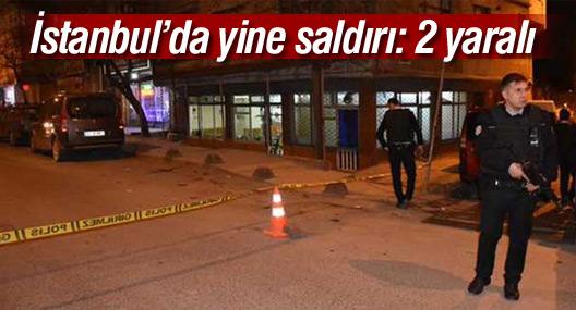 İstanbul'da yine saldırı: Bu kez Sultançifliği'nde kahvehane tarandı