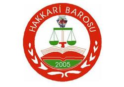 Hakkari Barosu'ndan 'Avukatlar günü' açıklaması