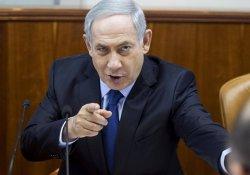 Netanyahu'dan Arap vekillere ambargo