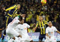 Fenerbahçe'nin serisi Antalya'da bitti
