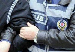 Ankara'da 5 gözaltı