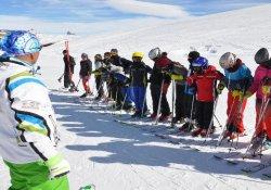 Kayakçılar Finale Hazırlanıyor