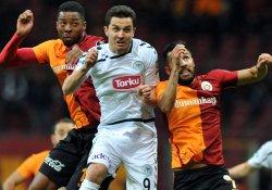 Galatasaray'dan puan kaybı